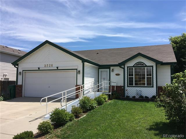 3226 Barclay Court, Evans, CO 80620