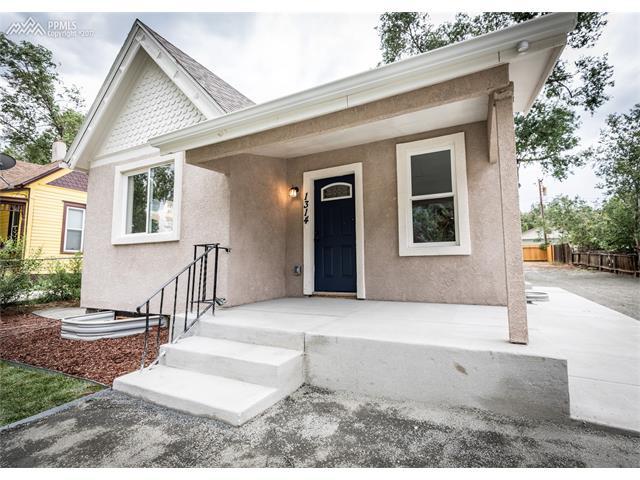 1314 S 25th Street, Colorado Springs, CO 80904