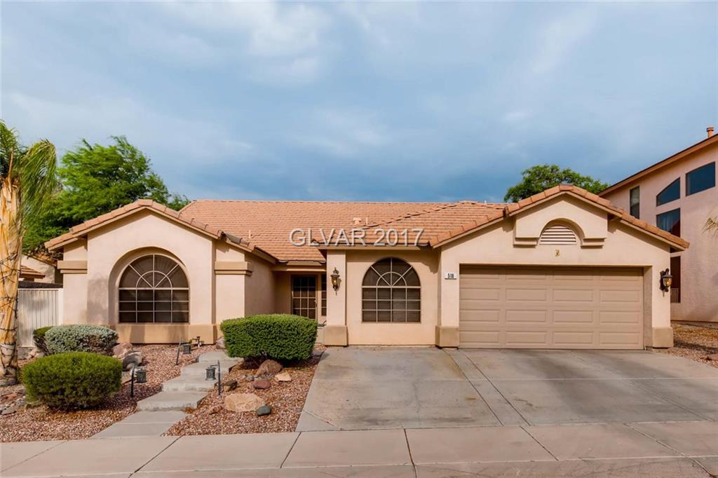 518 DAWN COVE Drive, Henderson, NV 89052