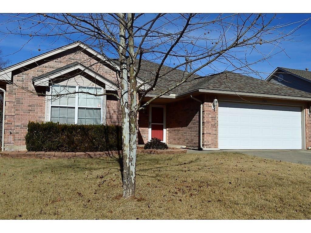 713 Bent Tree Road, Noble, OK 73068