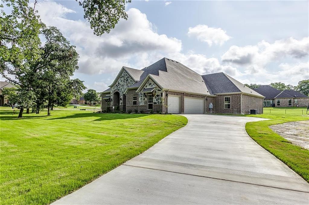 191 Ellis Creek Drive, Weatherford, TX 76085