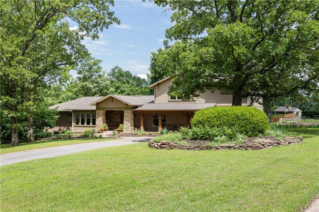 3950 Bridgewater LN, Fayetteville, AR 72703
