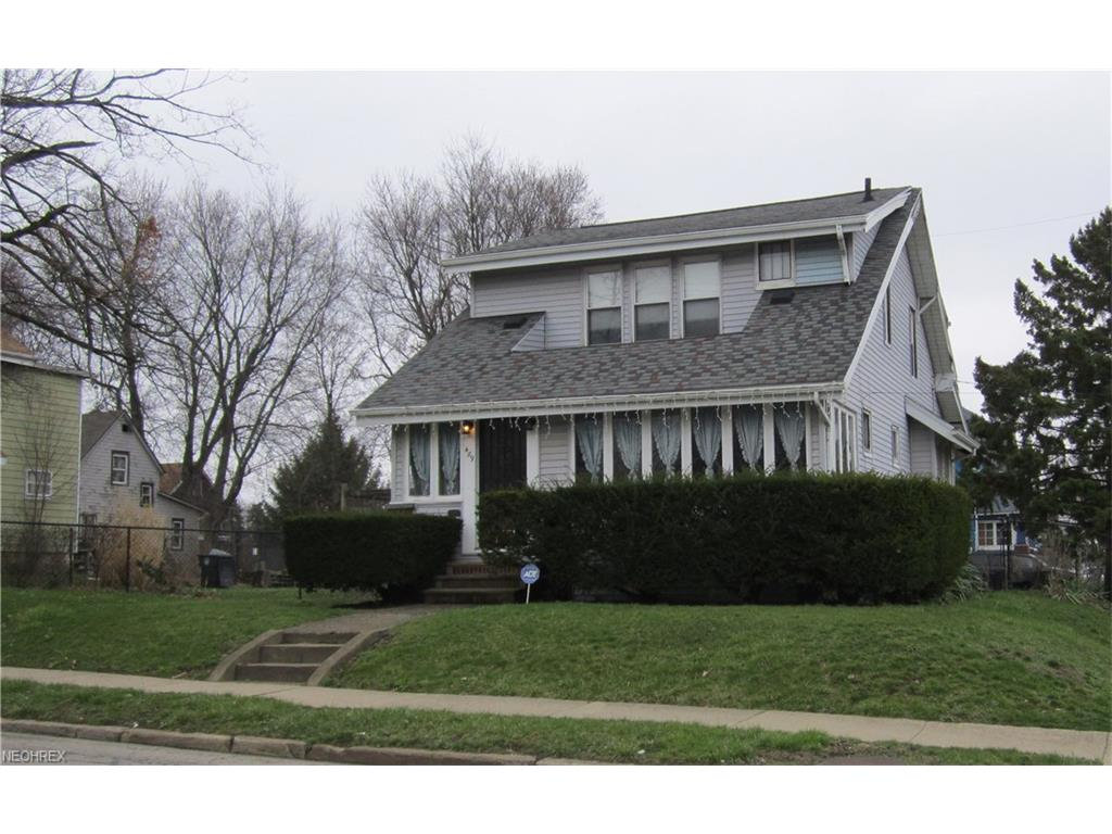 489 Inman St, Akron, OH 44306