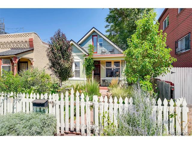 466 Galapago Street, Denver, CO 80204
