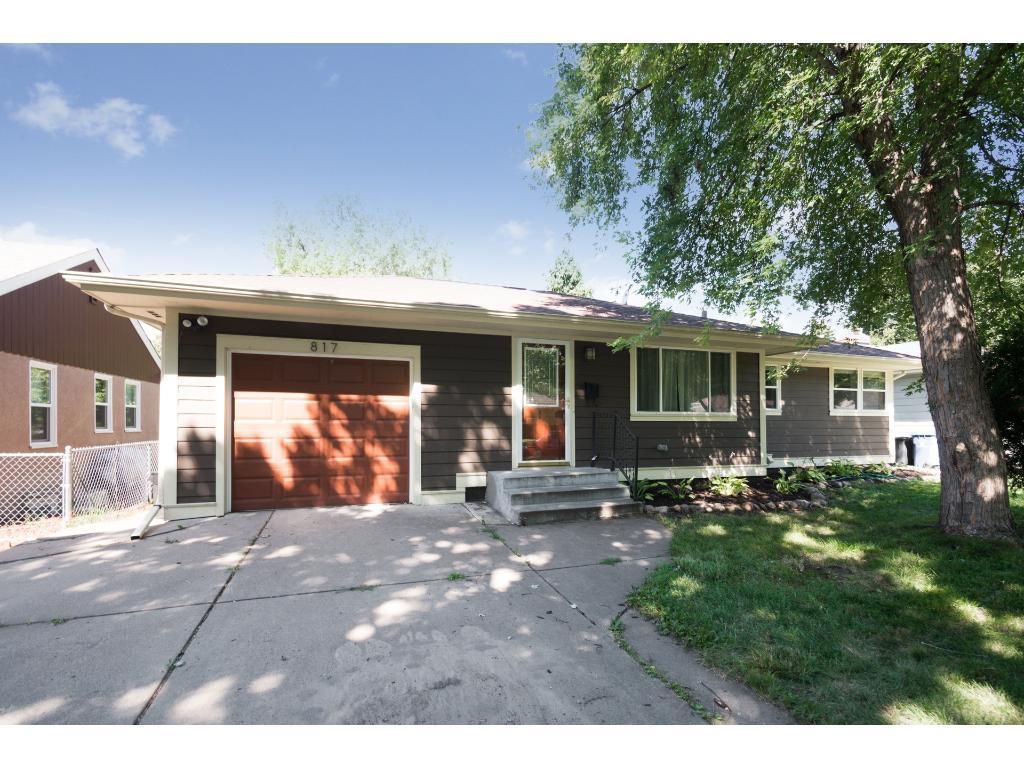 817 Vincent Avenue N, Minneapolis, MN 55411
