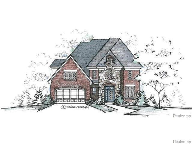 6308 Withers Way Court, Grand Blanc Twp, MI 48439