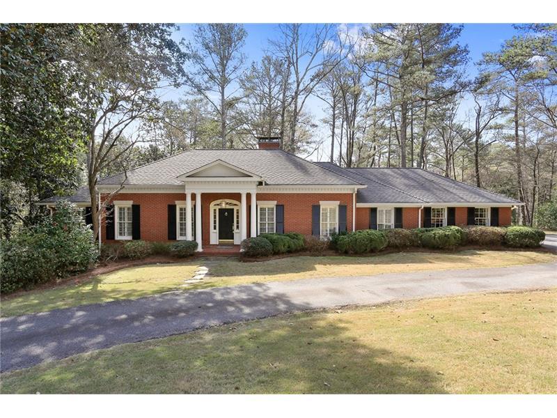 4010 NW Parian Ridge, Atlanta, GA 30327