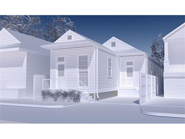 3044 MARAIS Street, New Orleans, LA 70117