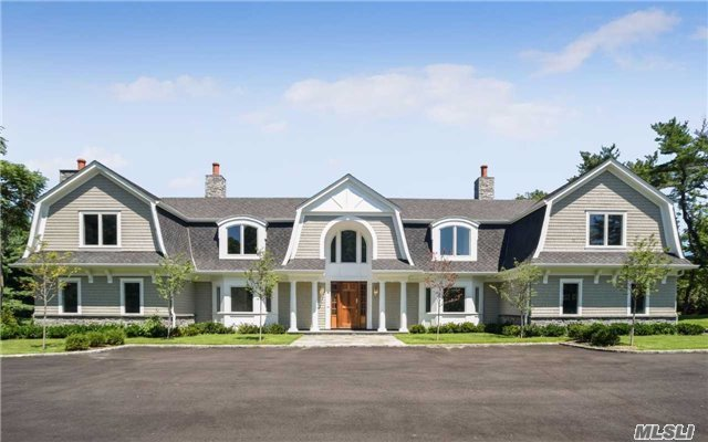 This Elegant 2017 Chc Sits On 2 Flat Acre Property On A Cul-De-Sac In Old Westbury.It Offers 6 Br,7.5 Bth,Designed W/ Wainscot Paneling,Oversized Mbr, Hide-A-Hose Central Vac,600 Amp Underground Utilities,Copper Pipe Pluming,Hydronic Heating System,Control4 Smart Home,Basemnt W/Home Theatre,Wet Bar,Game Room,20' By 40' Saltwater Gunite Pool And Jacuzzi,& Much More
