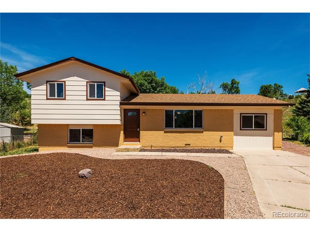 2919 Fremont Drive, Colorado Springs, CO 80910