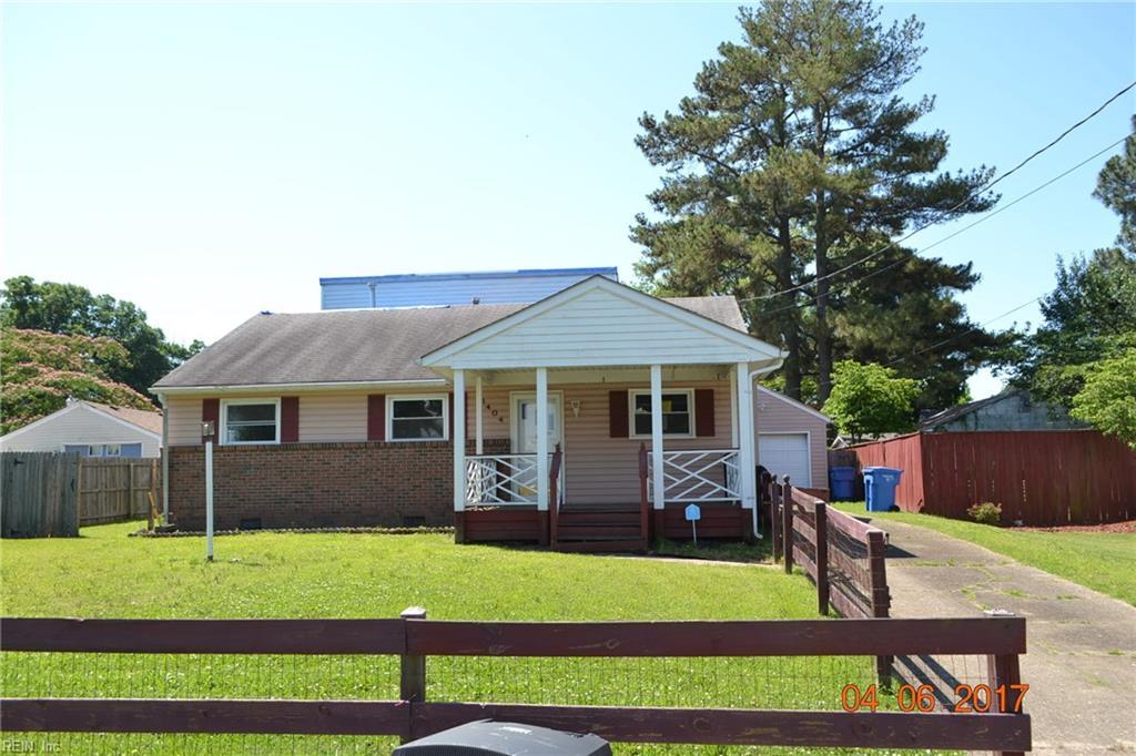 1404 STUBEN ST, Chesapeake, VA 23324
