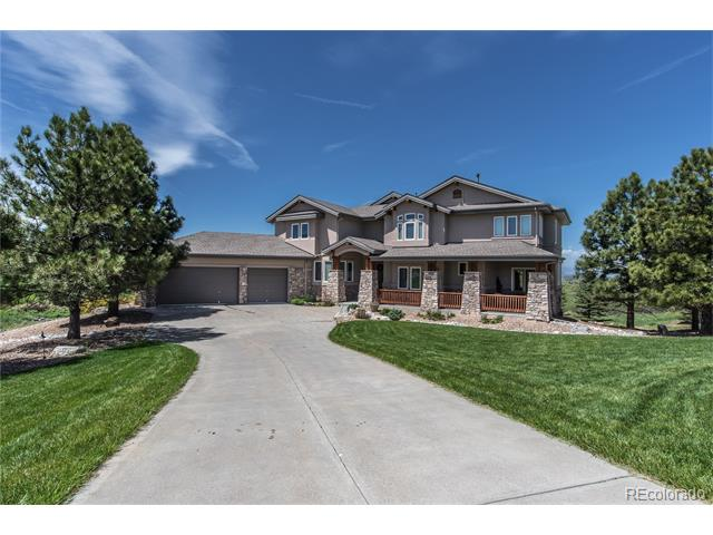 9656 Blanketflower Lane, Parker, CO 80138
