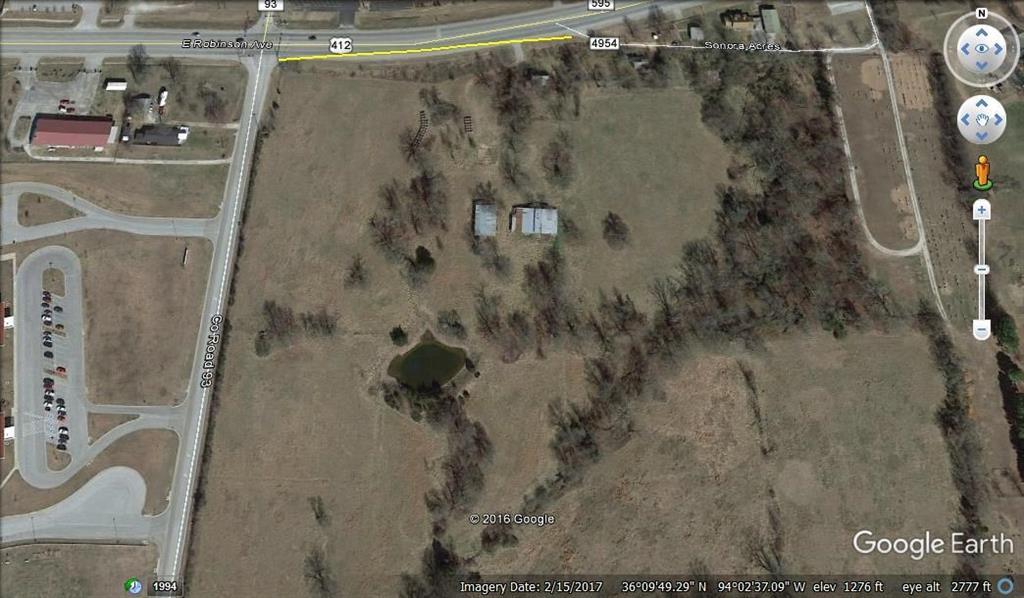 Hwy 412, Springdale, AR 72764