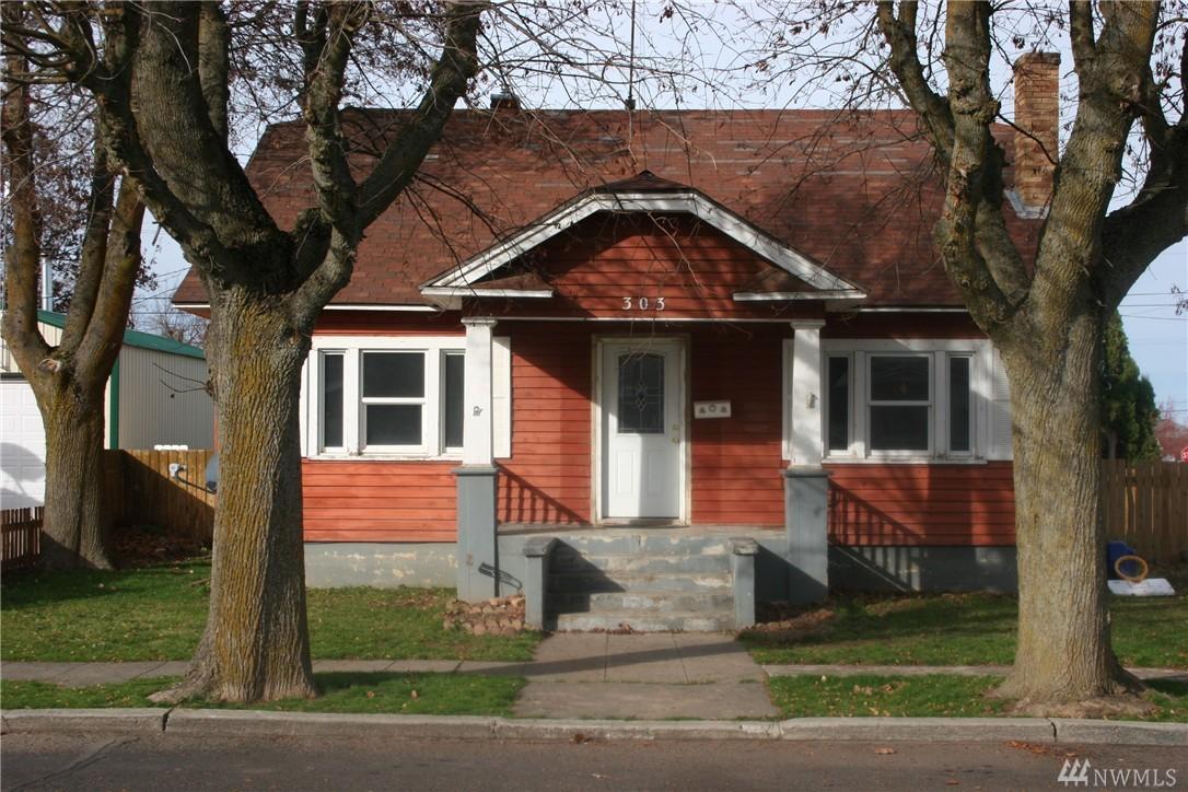 303 E 7th Ave, Ritzville, WA 99169