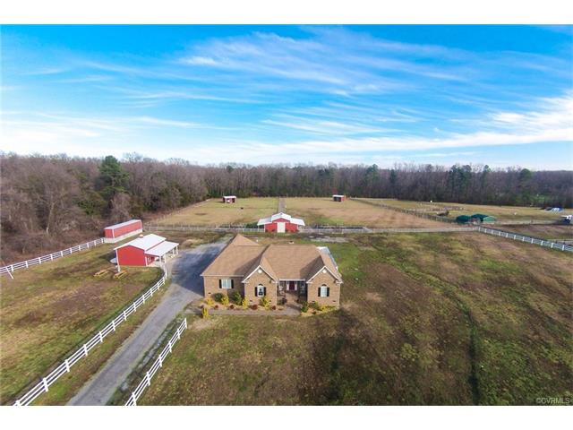 14084 Horseshoe Bridge Road, Ashland, VA 23005