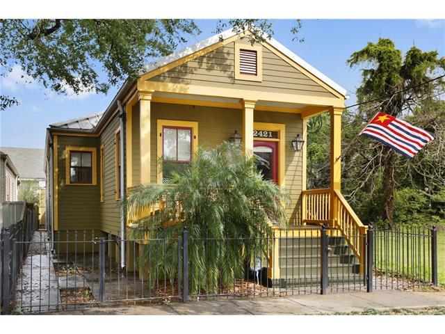 2421 ST THOMAS Street, New Orleans, LA 70130