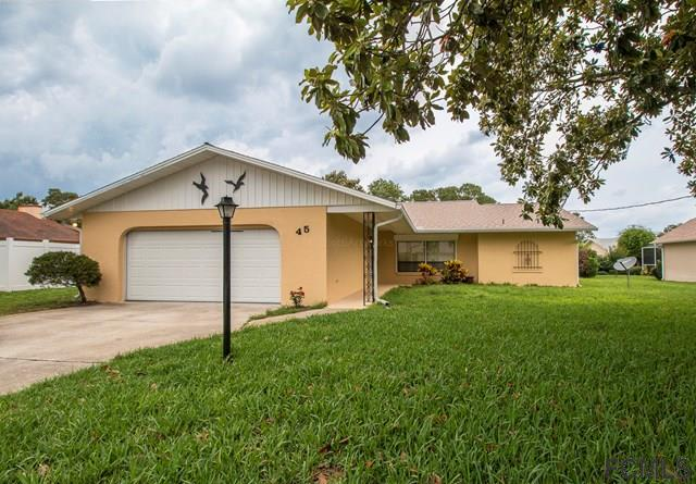45 Fortune Lane, Palm Coast, FL 32137