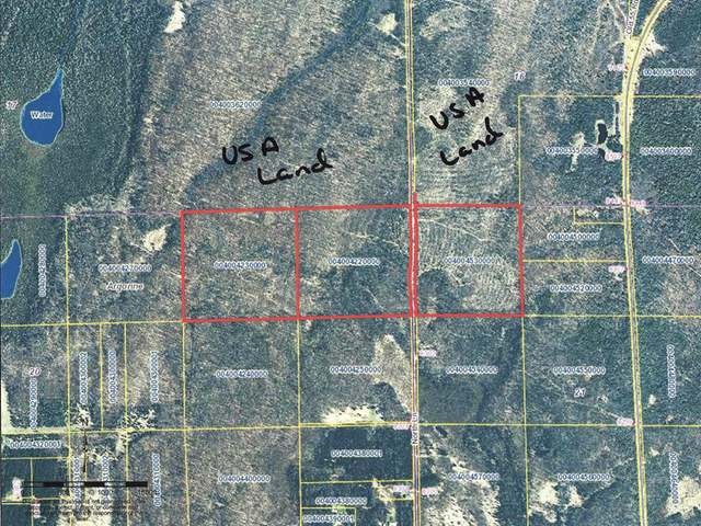 120 acre NORTH LN, Argonne, WI 54511