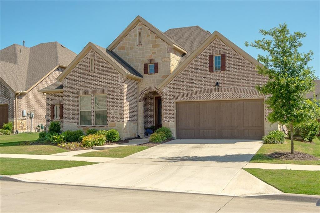 4581 Crossvine Drive, Prosper, TX 75078