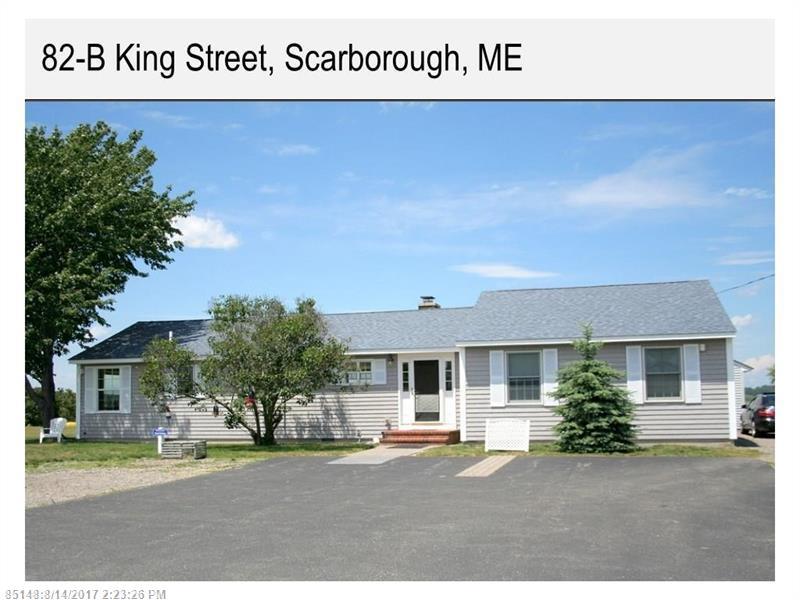 82B King ST , Scarborough, ME 04074