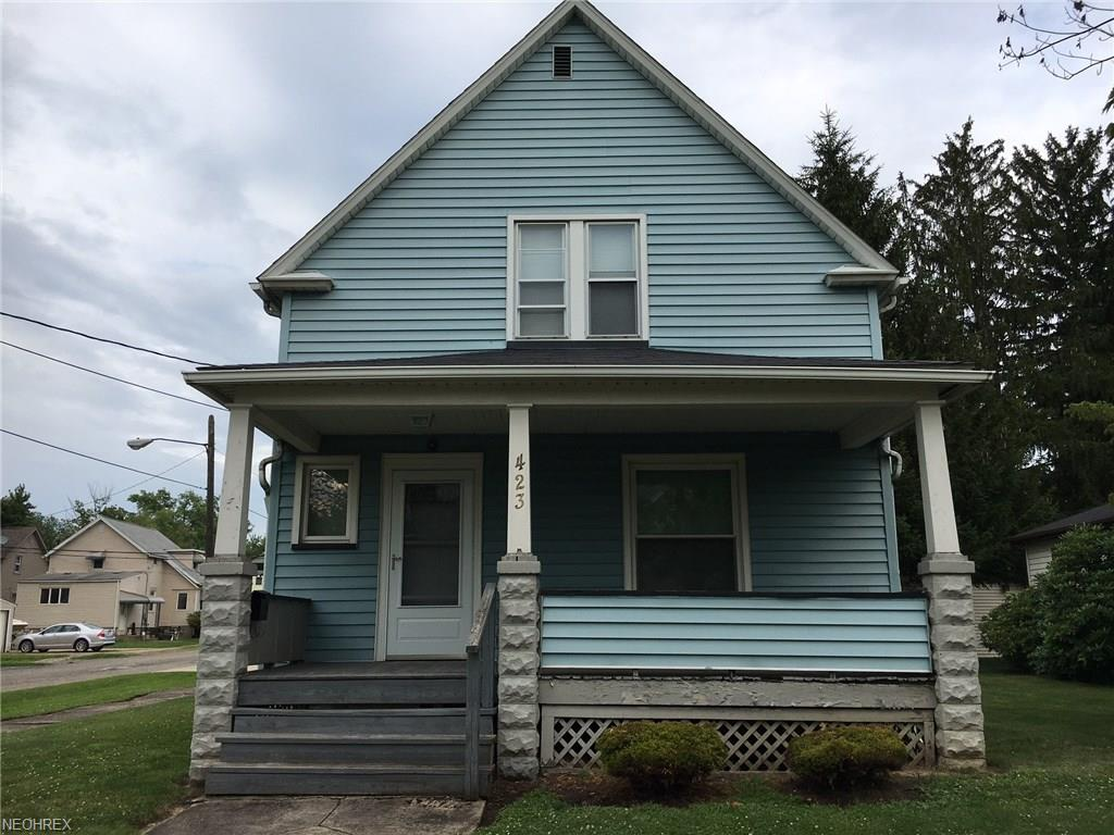 423 Cherry Ave, Niles, OH 44446