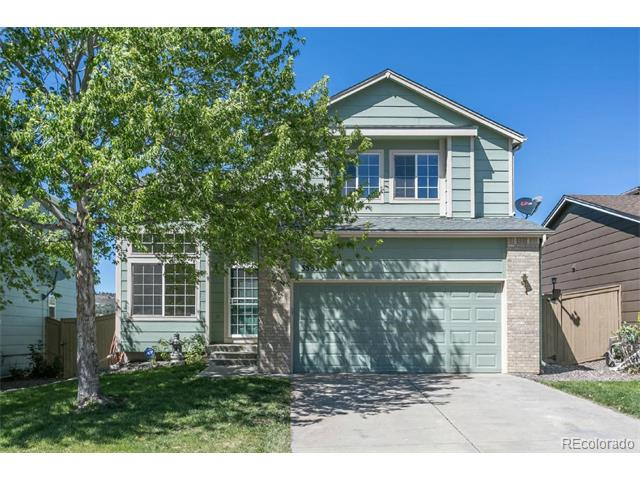 3583 Morning Glory Drive, Castle Rock, CO 80109