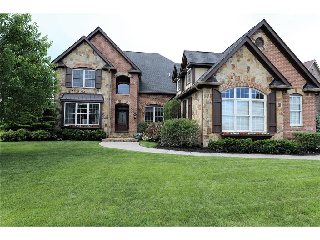 14707 PLEASANT CREST Avenue, Fishers, IN 46037