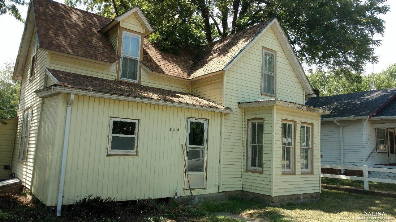 205 N Stark Street, Bennington, KS 67422