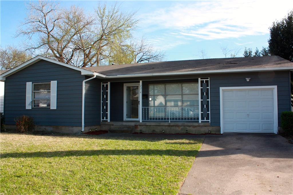 2314 Dennis Street, Irving, TX 75062