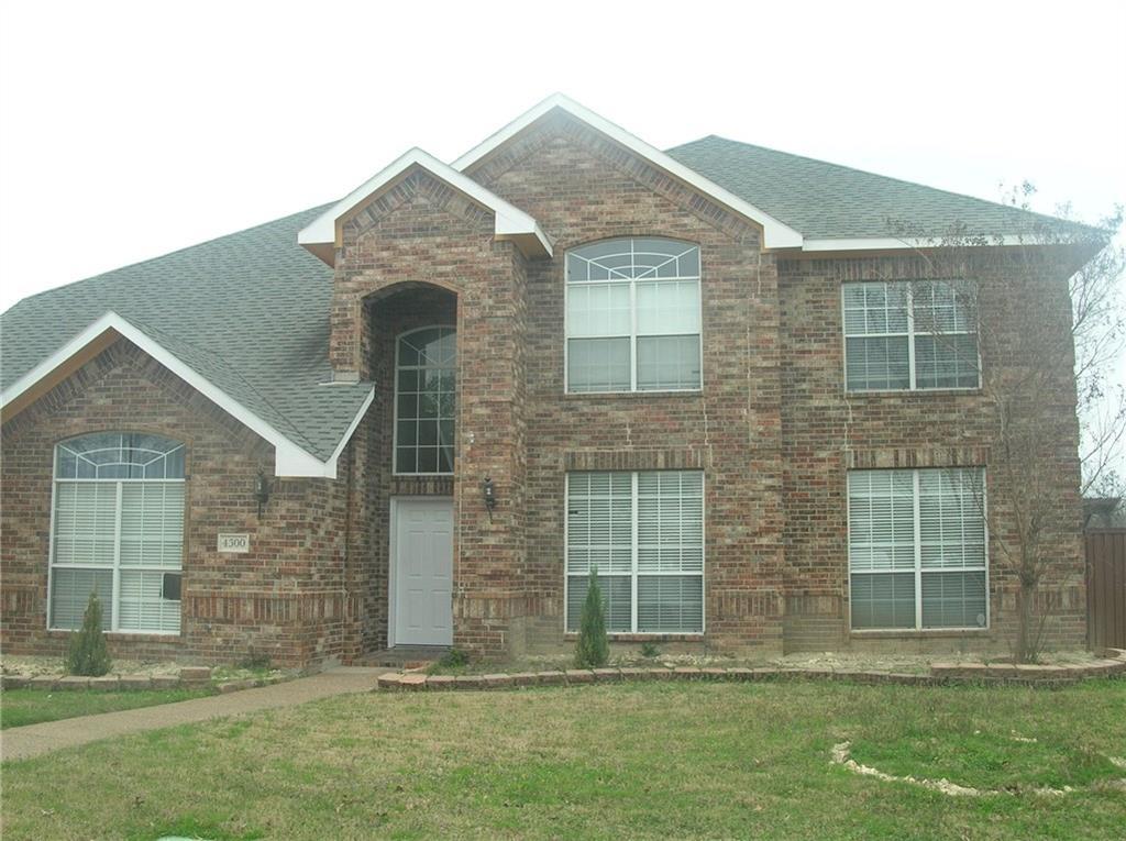 4300 Mesa Drive, Carrollton, TX 75010