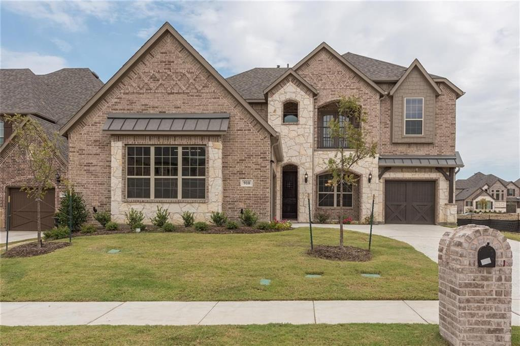 910 Colby Bluff Drive, Rockwall, TX 75087