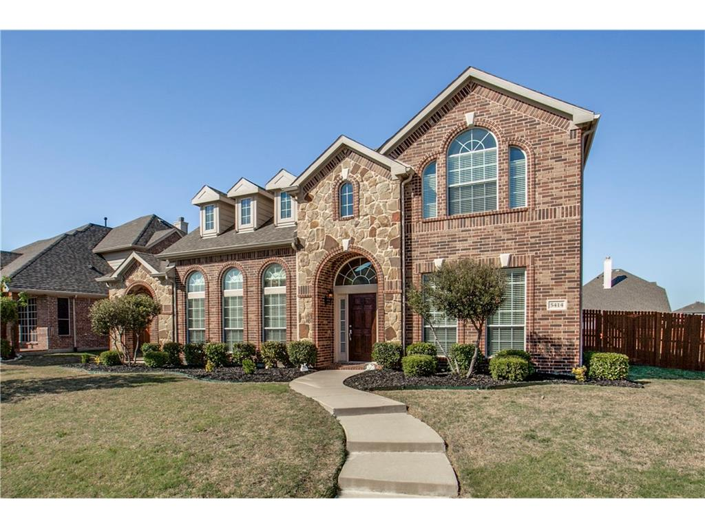 5414 Falcon Head Court, Frisco, TX 75034