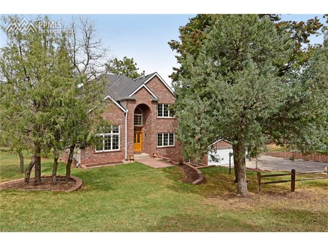 6045 S Pike Drive, Larkspur, CO 80118