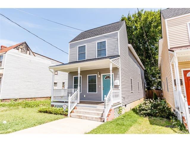 3006 P Street, Richmond, VA 23223