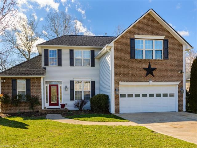 Attention Pool Lovers!  Upscale home in The Reserves.  Immaculate condition.  Granite counters and stonework in kitchen.  Separate formal dining room.  Vaulted and tray ceilings.  Main level master suite.  In-ground pool, covered deck, low maintenance landscaping and great views!