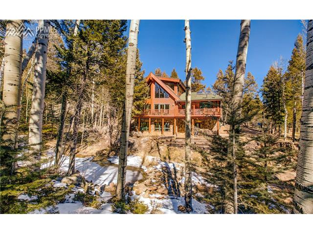 6365 Waterfall Loop, Manitou Springs, CO 80829