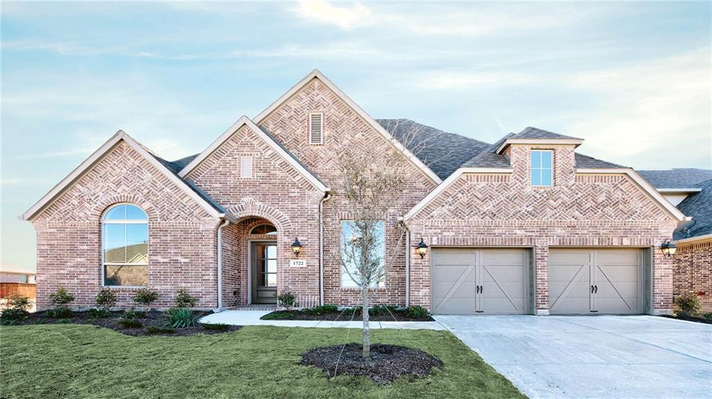 1722 Ellington Drive, Celina, TX 75009