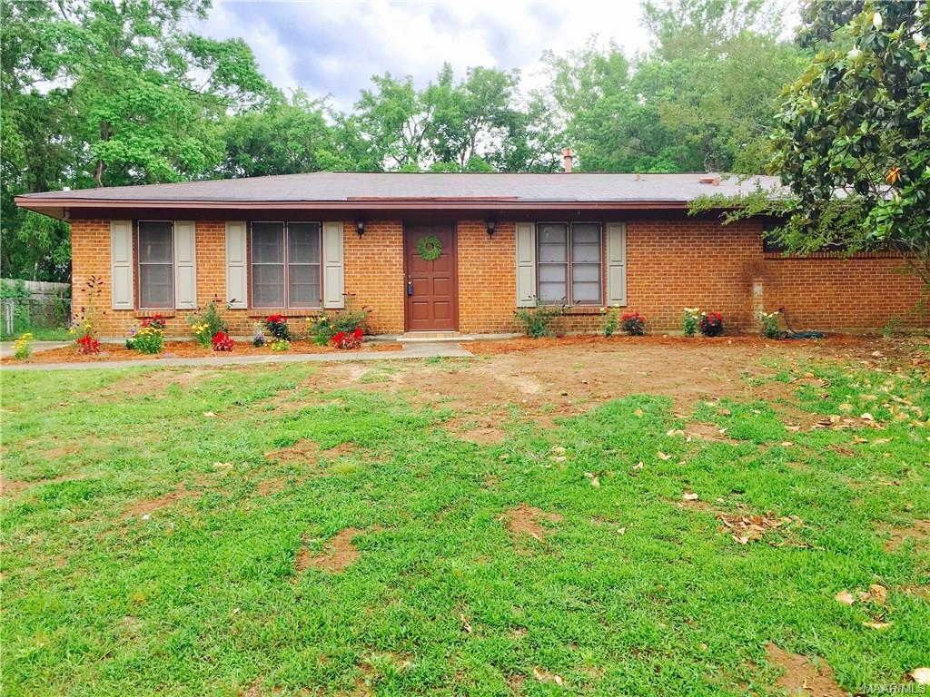4412 S Gaskell Circle, Montgomery, AL 36106