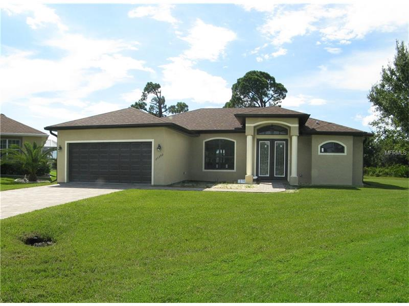 1275 BLUE LAKE CIRCLE PUNTA GORDA, Florida