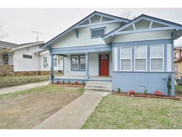 512 S Zunis Avenue, Tulsa, OK 74104