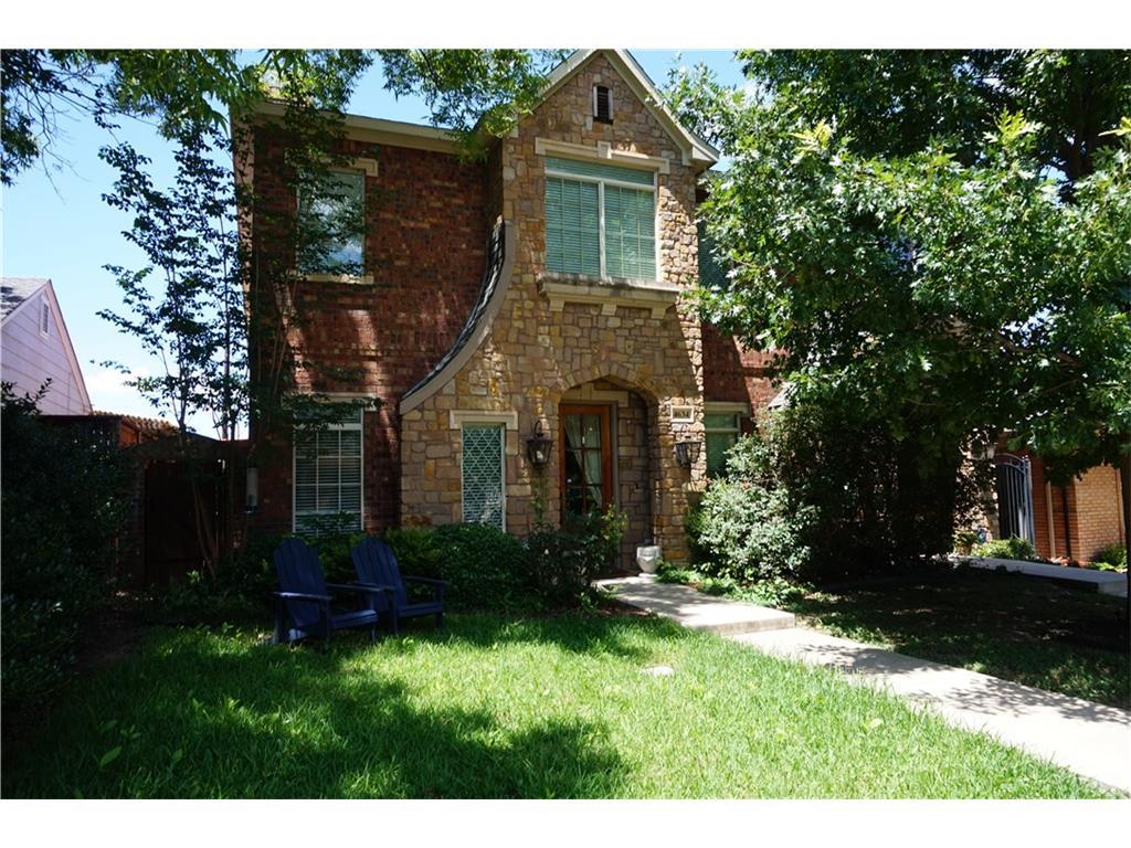 4634 El Campo Avenue, Fort Worth, TX 76107