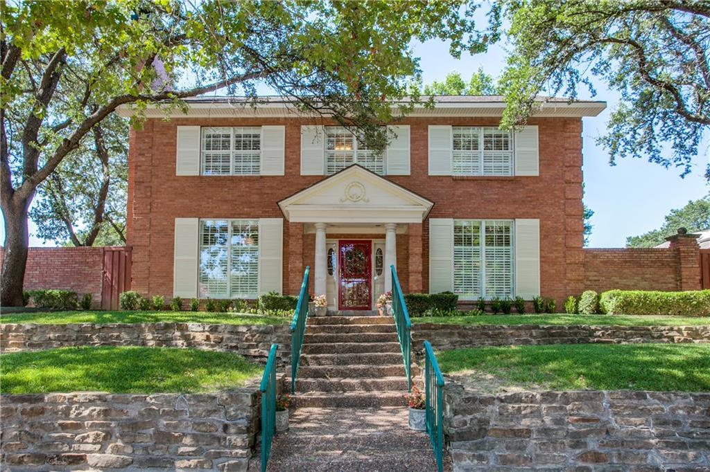 7945 Goodshire Avenue, Dallas, TX 75231