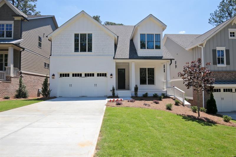 1383 NE Southland Vista Court, Atlanta, GA 30329