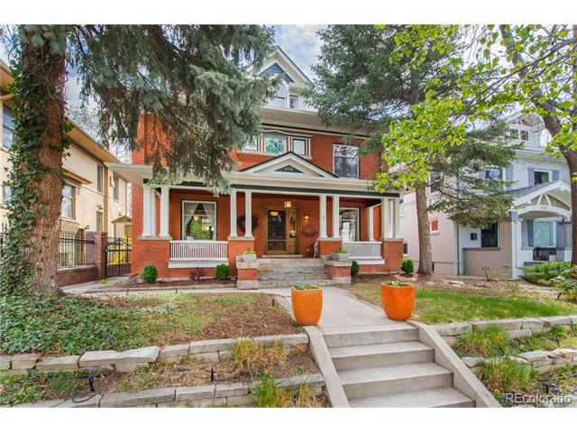 678 N Lafayette Street, Denver, CO 80218