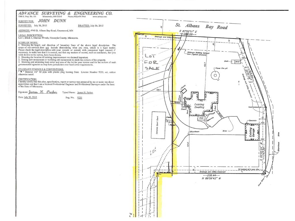 4940 Saint Albans Bay Road, Greenwood, MN 55331