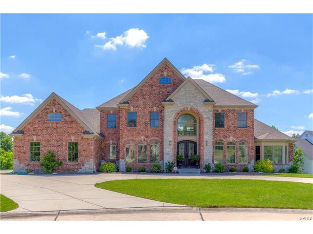 1014 Devonworth Manor Way, Town and Country, MO 63017