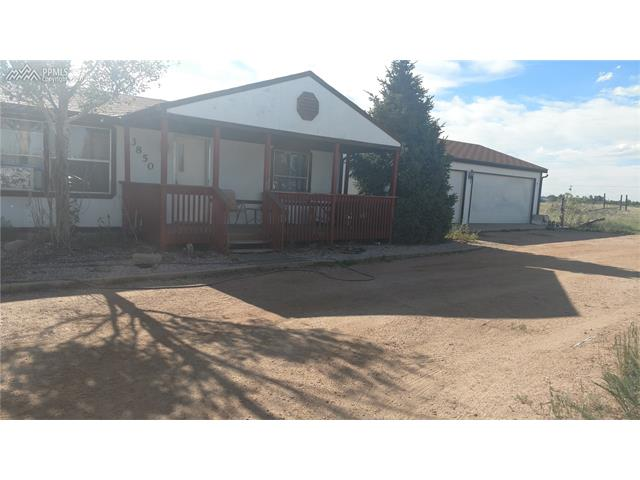 3850 Murr Road, Peyton, CO 80831