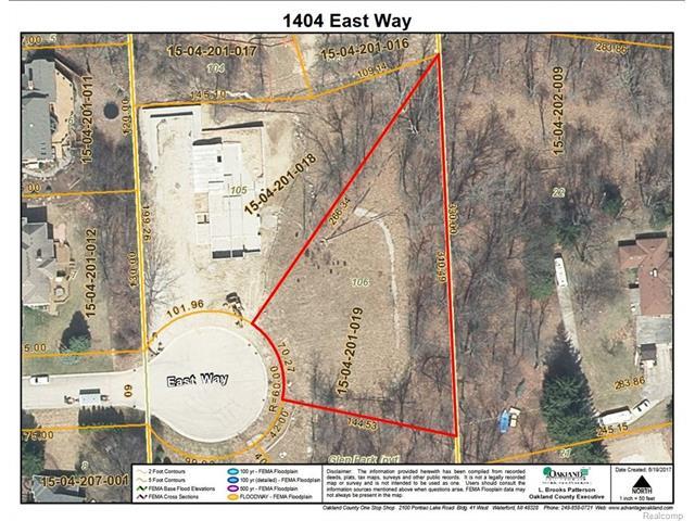 1404 East Way, Rochester Hills, MI 48306