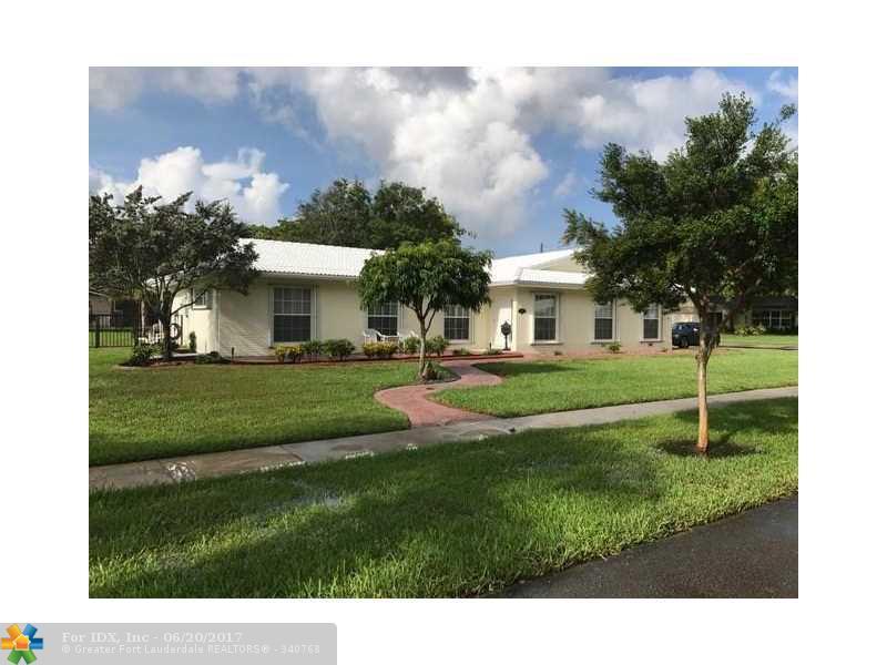 7540 NW 8th Ct, Plantation, FL 33317