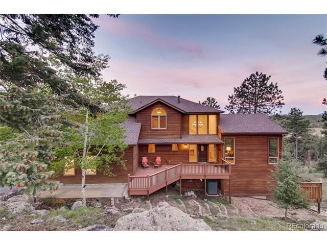 7490 S Homesteader Drive, Morrison, CO 80465